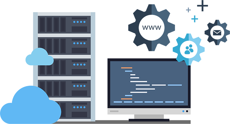 Register A Domain Name and Purchase Web Hosting